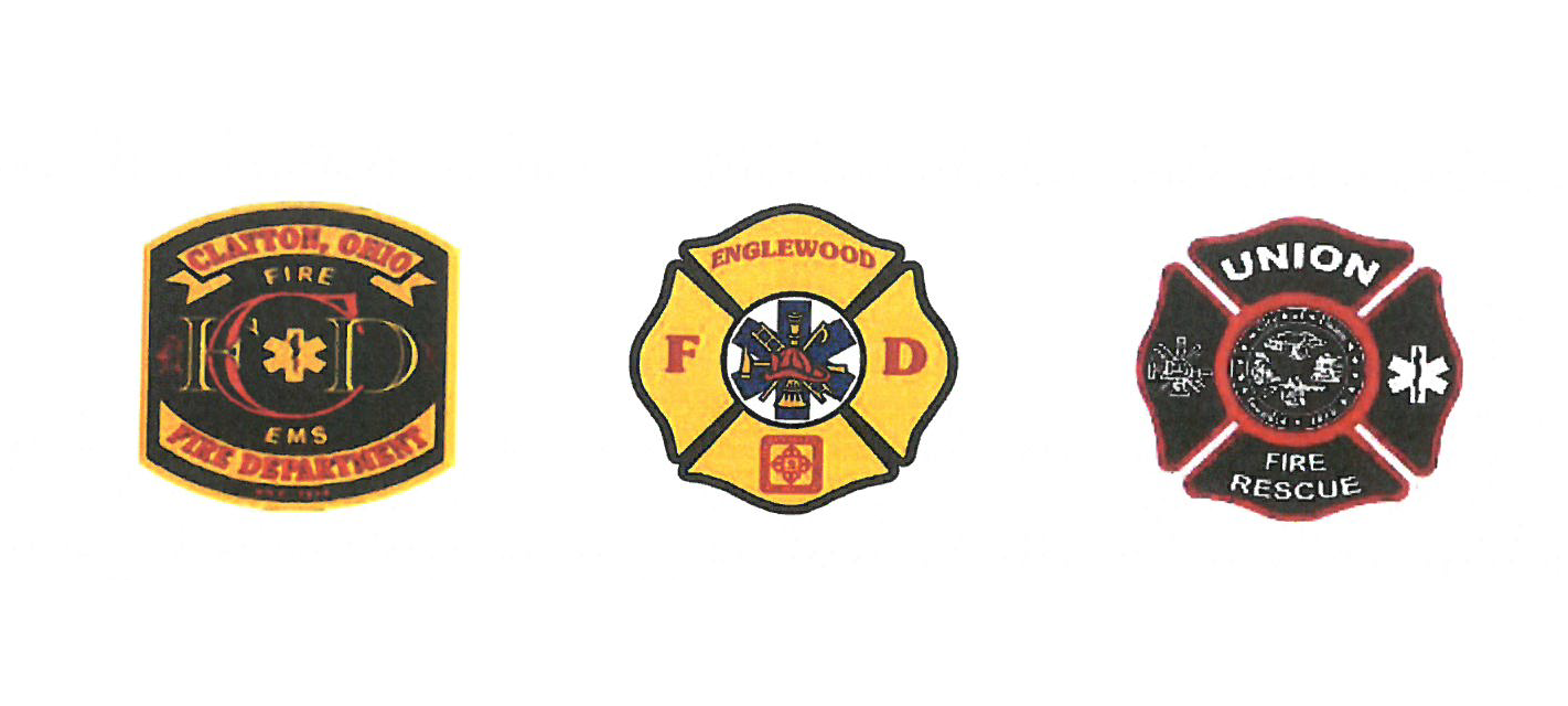 Fire Dept Badges