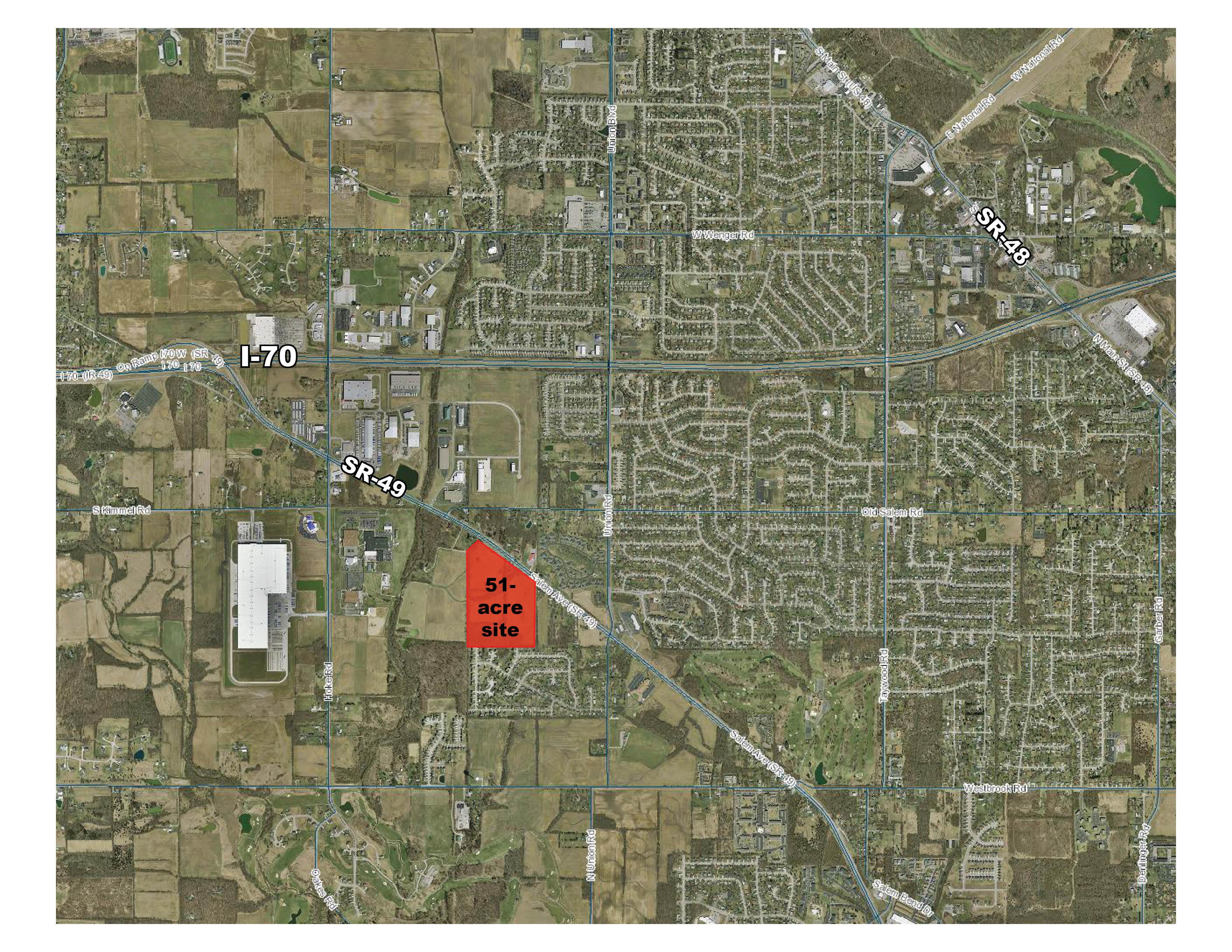 Route 49 - 51 acres